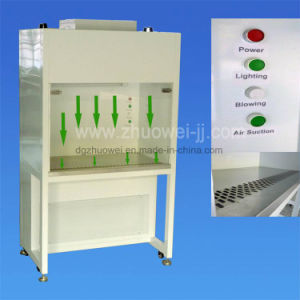Vertical Laminar Air Flow Cabinet Clean Bench for Lab Experiment pictures & photos