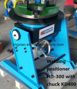 Ce Certified Welding Positioner HD-300 pictures & photos