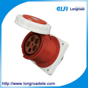 Hot Sell 5p 125A 5pin Industrical Plug and Socket pictures & photos