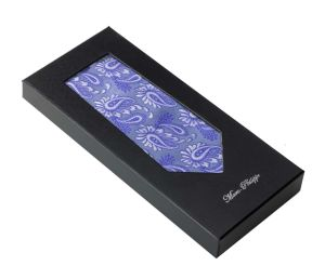 Luxury Shirt Box with Hot-Stamping Logo Tie Box Tie Paper Packing Box pictures & photos