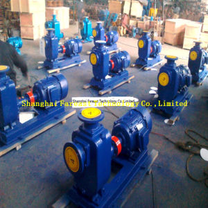 Clear Water Centrifugal Self Priming Pump pictures & photos