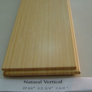 CE and ISO9001 Certificate A Grade Solid Bamboo Flooring pictures & photos