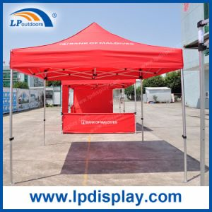 3X3m Outdoor Hexagon Frame Pop up Tent Folding Canopy for Sale pictures & photos