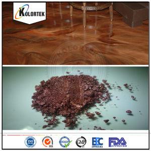 Pearlescent Metallic Epoxy Floor Coating Pigment pictures & photos