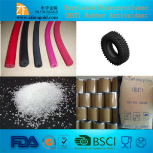 High Quality Butylated Hydroxytoluene Rubber Antioxidant BHT pictures & photos