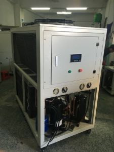 -5c Air Cooled Glycol Chiller with Copeland Piston Compressor pictures & photos