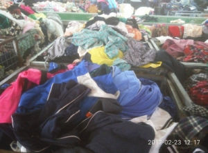 Wholesale Used Clothing From China Used Clothing Lots pictures & photos