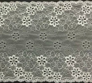 Factory Wholesale High Quality Stretch Lace for Lingerie pictures & photos