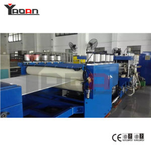 PC PP Flute Hollow Profile Sheet Board Extruder Production Line pictures & photos