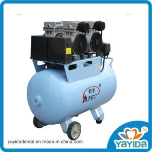 Dental Oil Free Oilless Air Compressor for 4 Dental Chairs pictures & photos