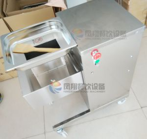 Automatic Electric High Quality Fresh Meat Pieces & Strips Julienne Cutting Slicing Machine pictures & photos