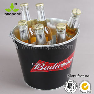 Metal Ice Bucket with Wine Bottles with Handle Wholesale pictures & photos