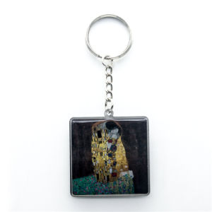 Cool Style Stainless Steel Metal Key Ring pictures & photos