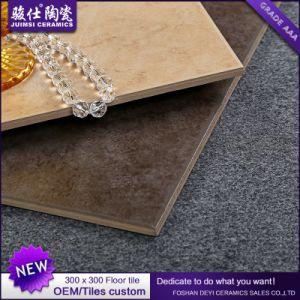 Foshan Juimsi 300 X 300mm Non-Slip Rustic Ceramic Floor Tiles pictures & photos