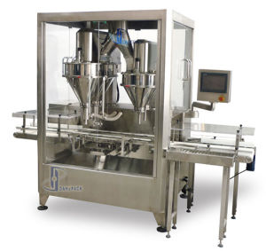 Automatic Super Speed Auger Metering Powder Filling Machine pictures & photos