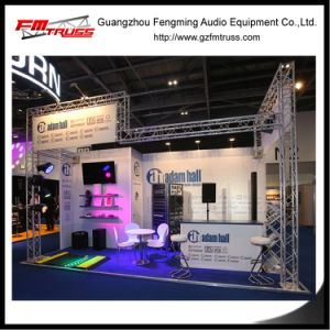 Small Size 4X4m Exhibition Fair Booth Truss System pictures & photos