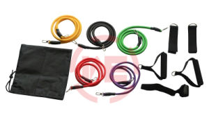 Cheap 11PCS Resistance Tube Set pictures & photos