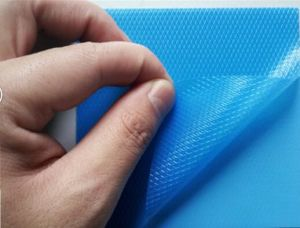 High Conductivity Ultra Thin Silicone Conductive Pad Gap Filler Thermal Conductive Pad for GPU pictures & photos