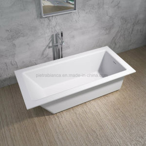 Cheap Price Built-in Solid Surface Buthtub (PB1060N) pictures & photos