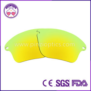Racing Sunglasses Lenses with Revo Mirror for Fast Jacket XL pictures & photos