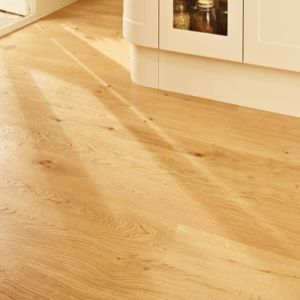 Waterproof Engineered White Oak Wood Flooring pictures & photos
