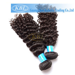 Best Deep Curly Brazilian Hair Weave (KBL-BH-CW) pictures & photos