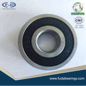 Chrom steel F&D, CBB brand deep groove ball bearing 6303 Open, ZZ, 2RS pictures & photos