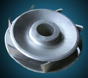Impeller Sand Casting Rough Machined pictures & photos