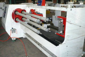 Yl-218A Four Shafts Auto Cutter Machine pictures & photos