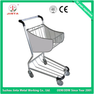 Handle Brake Airport Passenger Baggage Trolley pictures & photos