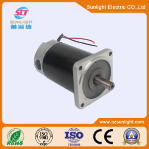 24V DC 2500rpm Brush Electric Motor pictures & photos