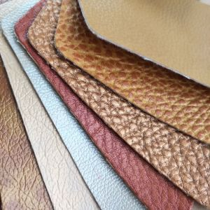 Eroupe Hot Sell PU PVC Synthetic Leather for Car Seat Furniture Sofa pictures & photos