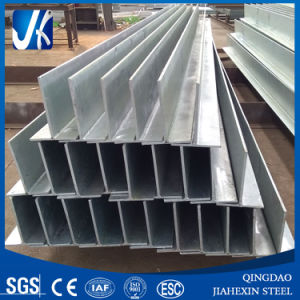 Hot Dipped Galvanized T Type Steel 200*200*8*12mm pictures & photos