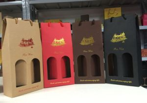 Wine Packaging Box for Wholesale pictures & photos