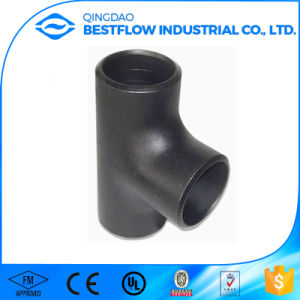 ASTM Carbon Steel Butt Welded Reducer Seamless Pipe Fitting pictures & photos