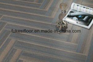 Herringbone Lamiante Flooring Series pictures & photos