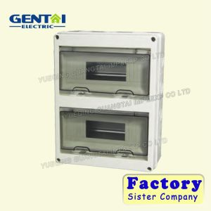 IP65 8ways Waterproof Distribution Box Switch Box MCB Box pictures & photos