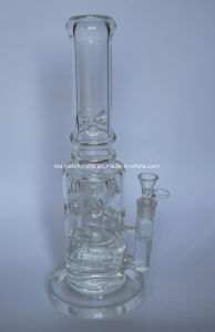"""16"""" Inline Percolator Glass Water Pipes Smoking Pipes Glass Pipe pictures & photos"""