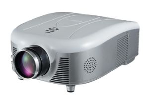 Yi-807 720p WVGA Multifunction Projector 3D USB HDMI TV pictures & photos