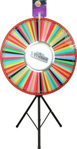 Wheel of Fortune Prize Wheel Wood Prize Wheel, Spin Wheel of Fortune pictures & photos