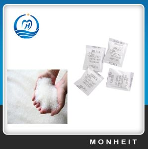 Water Resistance 2-4mm White Chemical Dry Silica Gel pictures & photos