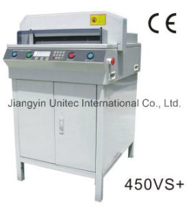 Hot Selling Product Desktop Electric Paper Cutting Machine 450vs+ pictures & photos