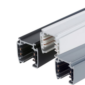 Aluminum Profile for 4 Wires LED Track Light (XR-L410) pictures & photos