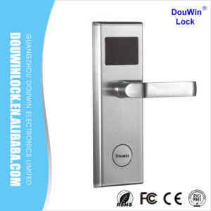 ANSI Standard Mortise RFID Card Electronic Hotel Lock From Douwin pictures & photos