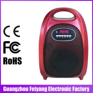 Feiyang/Temeisheng/ Cheap Rechargeable Mini Speaker Bluetooth Battery Speaker F74s pictures & photos