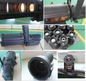 150W LED Zoom Profile Light Ellipsoidal Leko Light for Theatrical Lighting pictures & photos