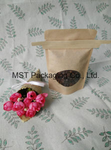Coffee Bag with Tin Tie, Coffee Packaging Bag pictures & photos