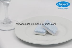 Eco-Friendly with Lemon Fragrance with Pvoh Dishwashing Detergent Tablets, Auto Dishwasher Detergent Tablets pictures & photos