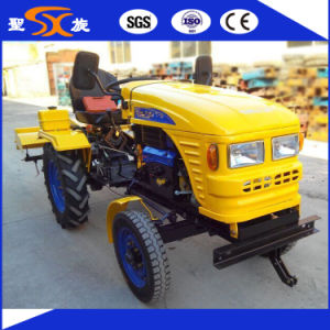 Newest Four Wheels Mini Small Agricultural/Farm/Garden/Lawn Tractor with Low Price pictures & photos