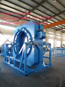 Huge HDPE Pipe Extrusion Machine pictures & photos
